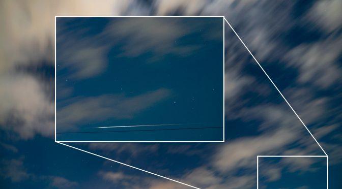 2018年1月しぶんぎ座流星群撮影